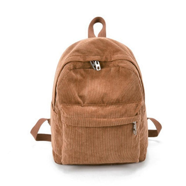 """Corduroy"" Backpack"
