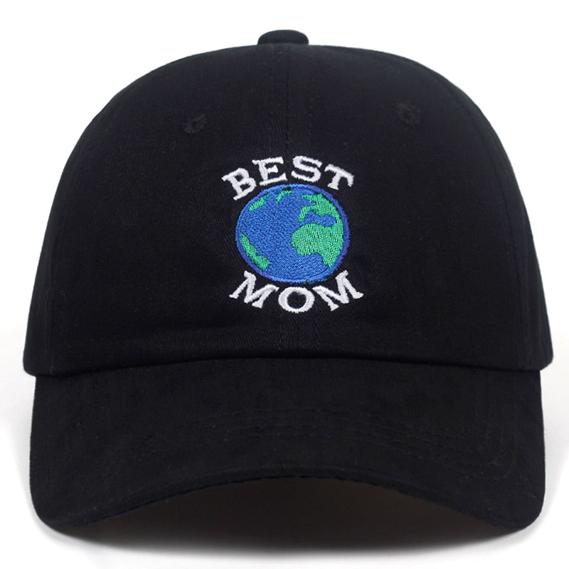 """Earth BEST MOM"" CAP"
