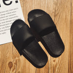 """ART BLACK"" SLIPPERS"