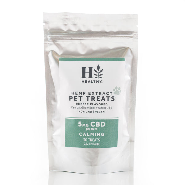 Pet Treats w/ Hemp Extract