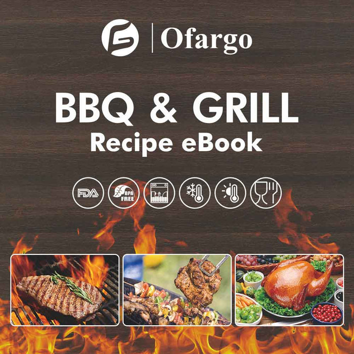 Recipe eBook for BBQ & Grill