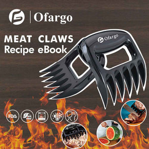 Ofargo recipe ebook free download for bear claws meat shredders solid claw tips