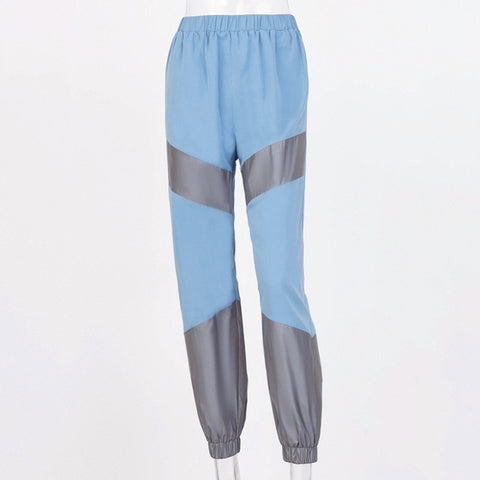 Simulation Pants Blue