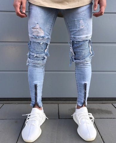 Function Destroyed Jeans