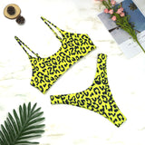 Animal Print Bikinis