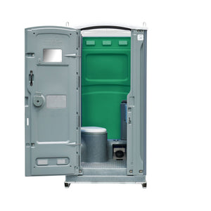 Statesman Portable Toilet Green