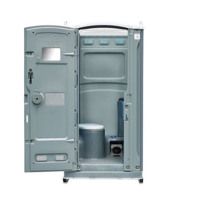 Statesman Portable Toilet Grey