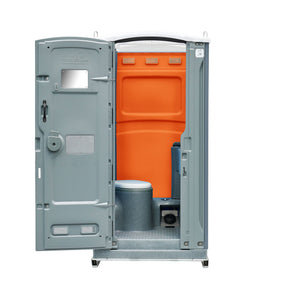 Statesman Portable Toilet Orange