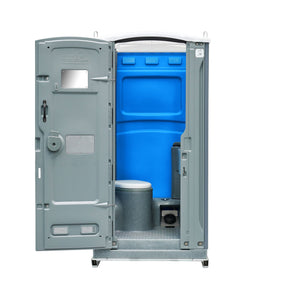 Statesman Portable Toilet Royal Blue