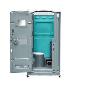 Statesman Portable Toilet Teal