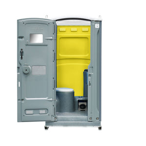 Statesman Portable Toilet Yellow