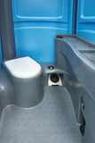 Statesman Portable Toilet - Internal