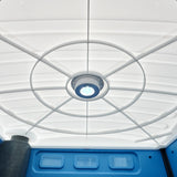 Portable Toilet Solar Light in Roof