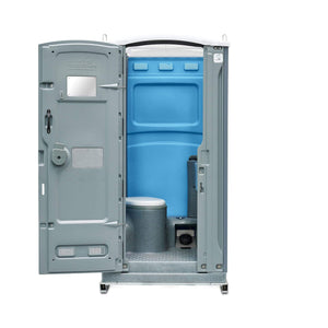 Statesman Portable Toilet - Inside