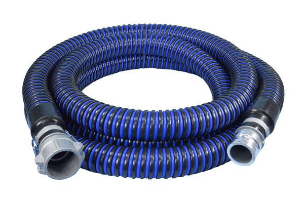 Blue/Black Suction Hose