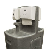 Portable Hand Washing Station with Paper Towel & Soap Dispensers