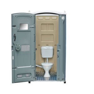 Sewer Connect Portable Toilet Paperbark