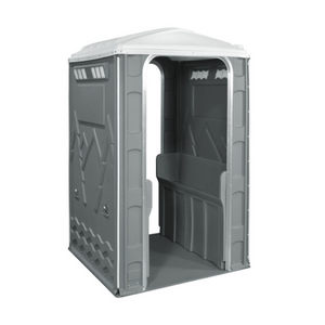 Urinal Hut Grey