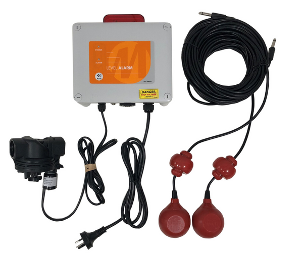 Waste Tank Float Alarm