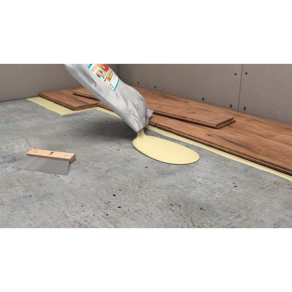 Colle pour parquet SIKA Adheflex iEco - 18kg Sika