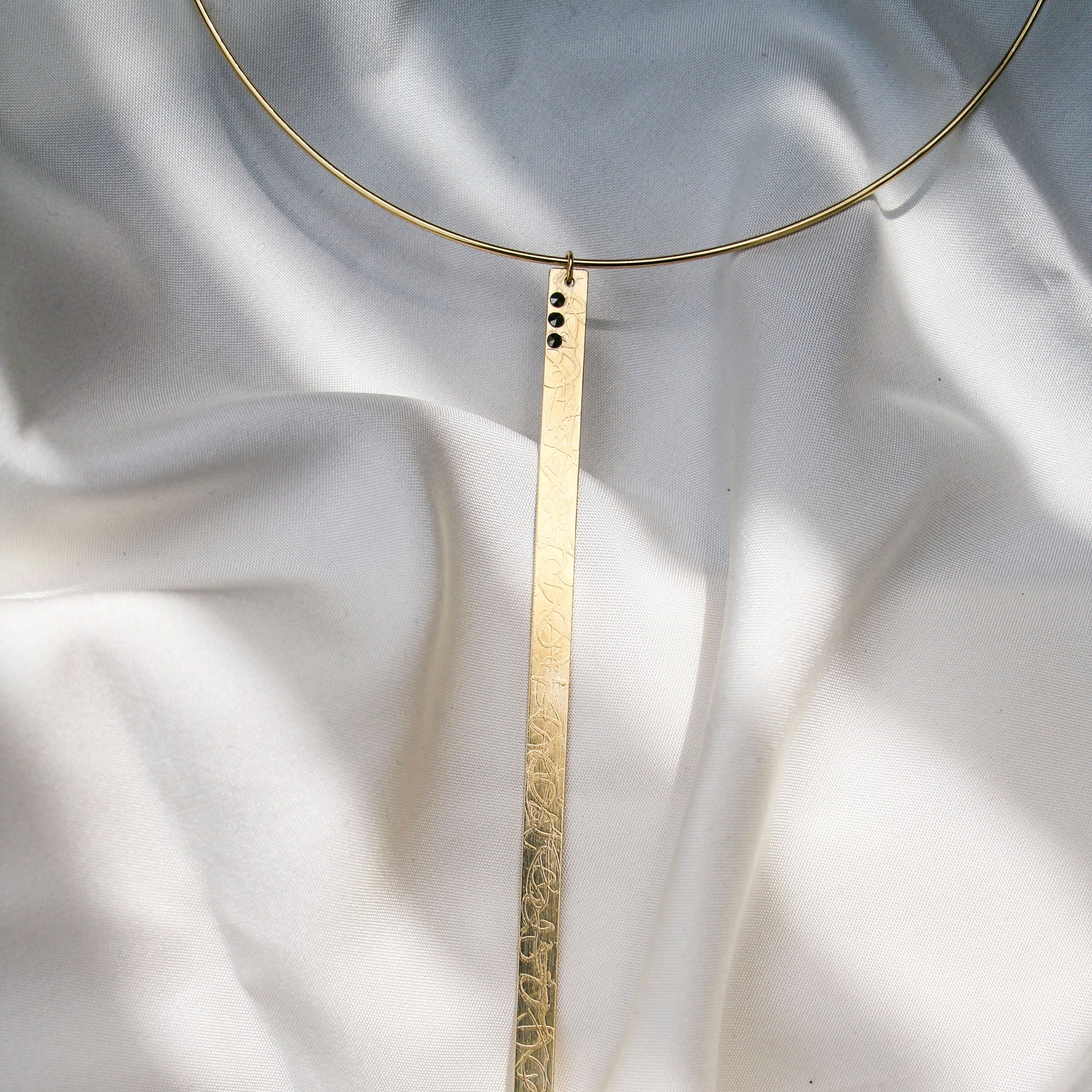 Collier rectangle