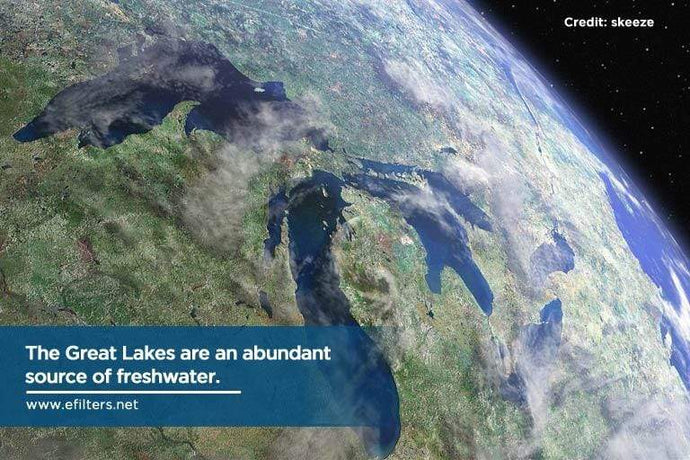 Water Quality in the Great Lakes: How It Affects Our Drinking Water