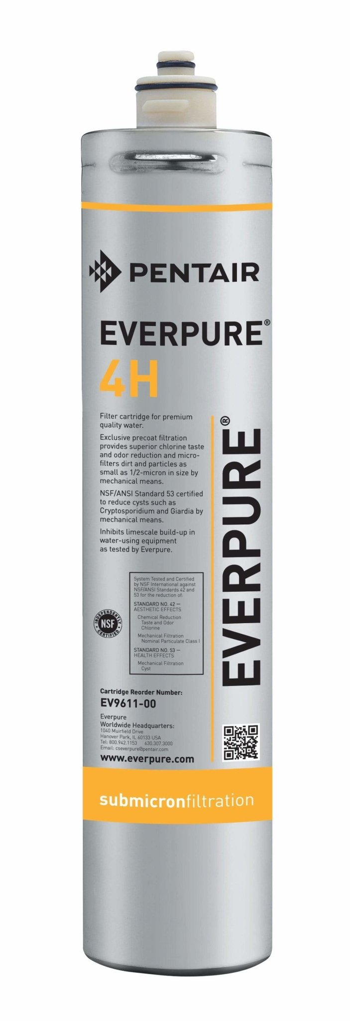 Everpure 4H Cartridge EV9611-00 - Efilters.net