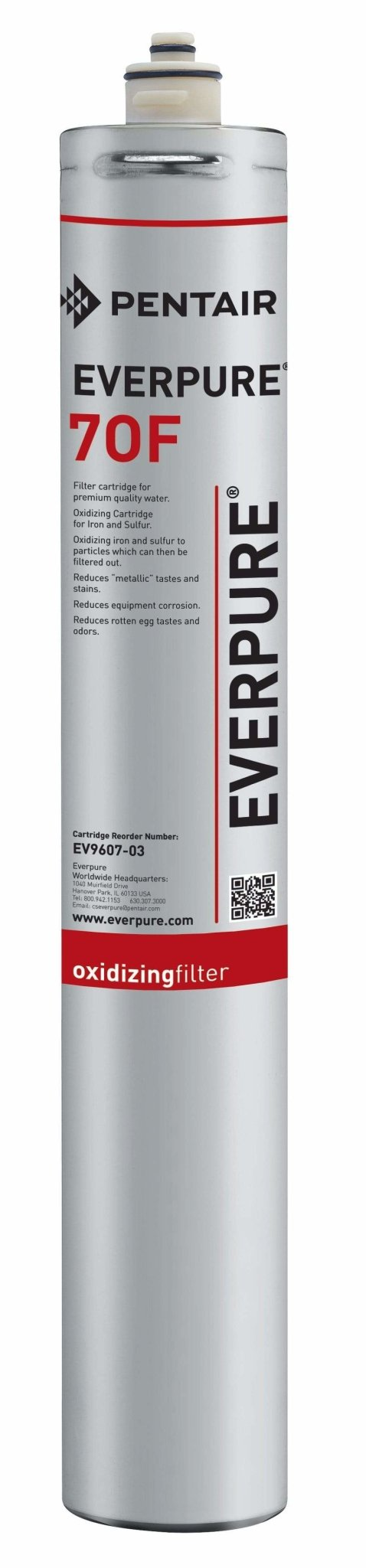 Everpure 7OF Cartridge EV9607-03 - Efilters.net