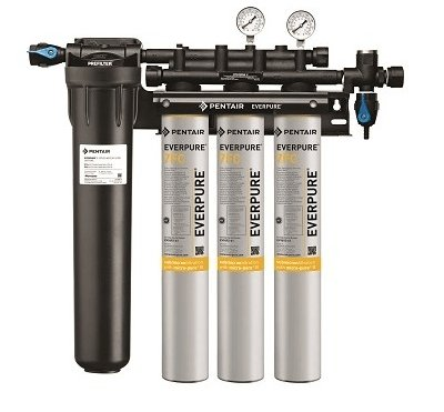 Everpure Coldrink 3-7FC Water Filter System EV9328-73 - Efilters.net