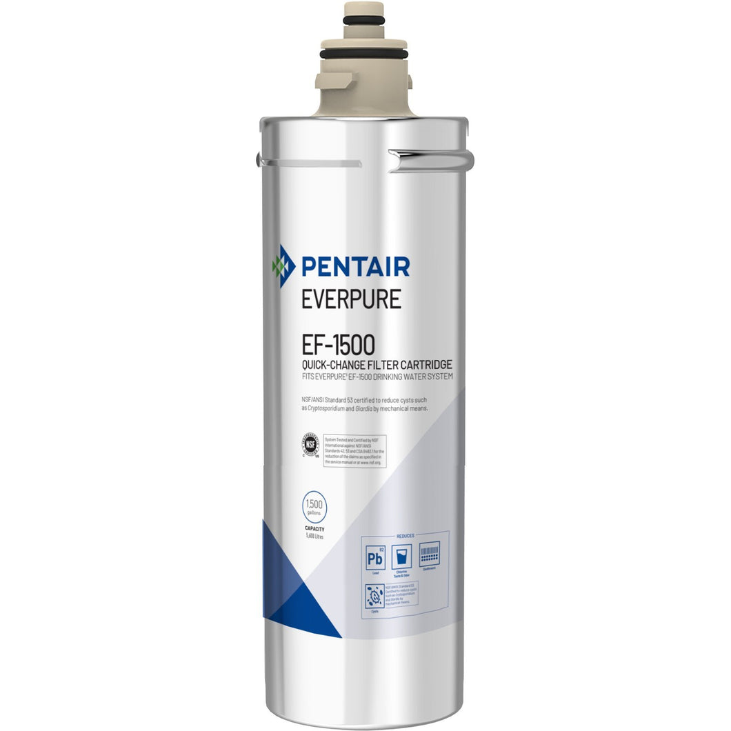 Everpure EF-1500 Drinking Water Cartridge EV9858-50 (1,500 gallons) - Efilters.net
