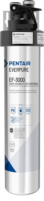 Everpure EF-3000 Drinking Water System EV9857-00 (3,000 gallons) - Efilters.net