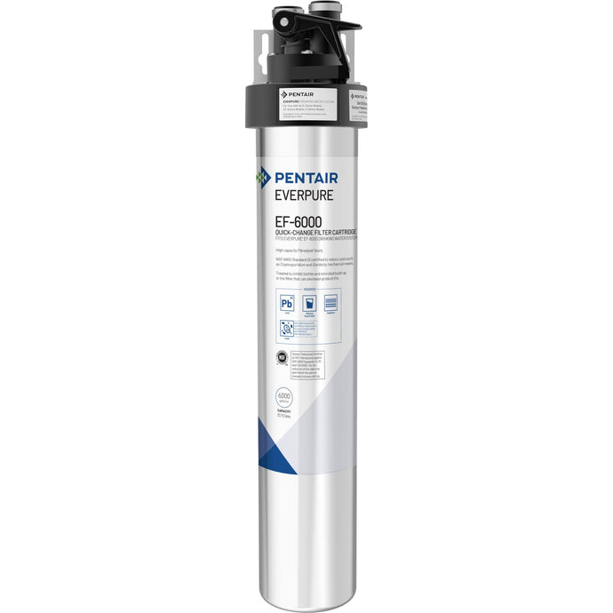 Everpure EF-6000 Drinking Water System EV9855-00 (6,000 gallons) - Efilters.net