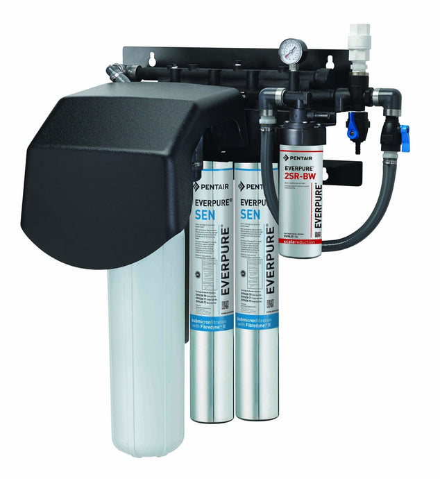 Everpure Endurance Triple High Flow Water Filter System EV9437-31 - Efilters.net