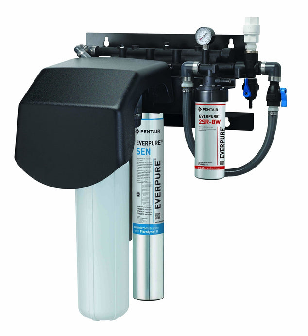 Everpure Endurance Twin High Flow Water Filter System EV9437-30 - Efilters.net