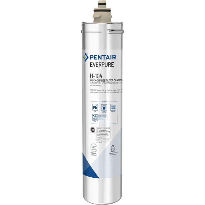 Everpure H-104 Drinking Water Cartridge EV9612-11 (1,000 gallons) - Efilters.net