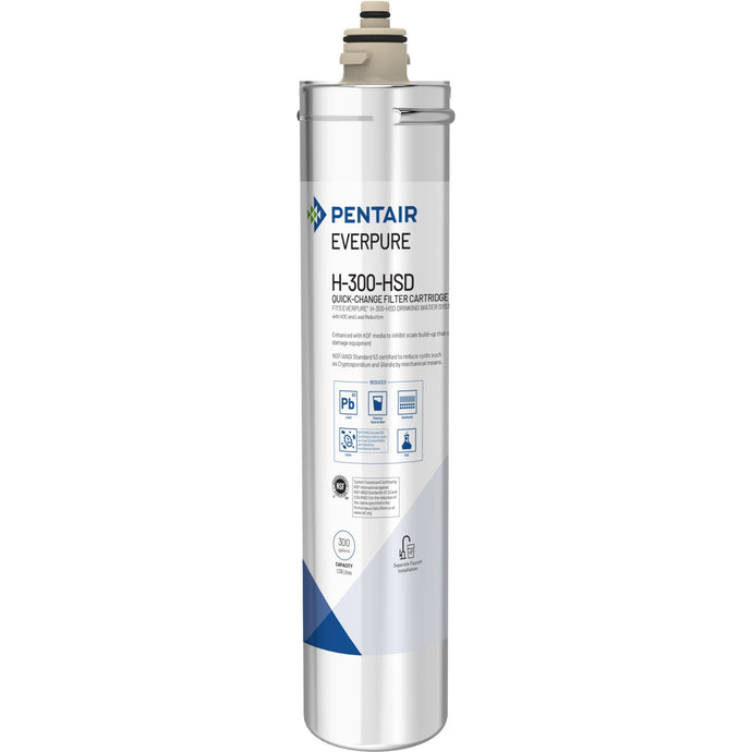 Everpure H-300 HSD Drinking Water Cartridge EV9270-77 (300 gallons) - Efilters.net