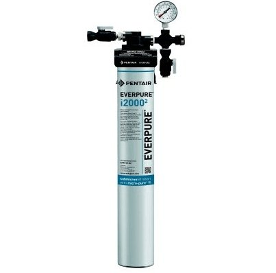 Everpure Insurice i2000(2) Single Water Filter System EV9324-01 - Efilters.net