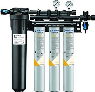 Everpure Insurice PF Triple 7FCS Water Filter System EV9327-73 - Efilters.net