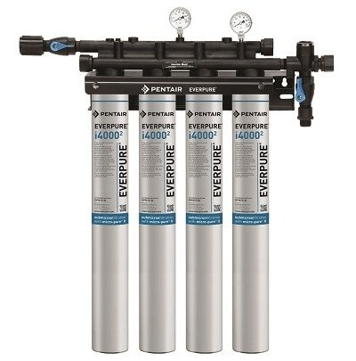 Everpure Insurice Quad i4000(2) Water Filter System EV9325-04 - Efilters.net