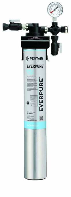 Everpure Insurice Single 7SI Water Filter System EV9324-70 - Efilters.net