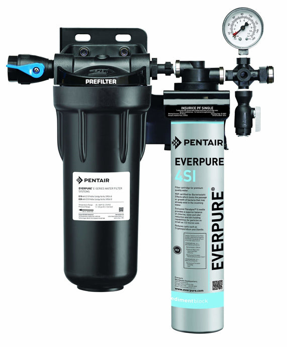 Everpure Insurice Single PF-4SI Water Filter System EV9324-61 - Efilters.net