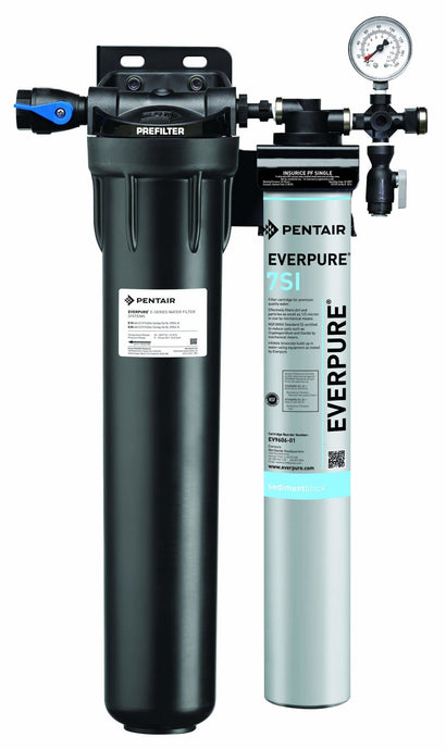 Everpure Insurice Single PF-7SI Water Filter System EV9324-71 - Efilters.net