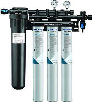Everpure Insurice Triple PF-i4000(2) Water Filter System EV9325-23 - Efilters.net