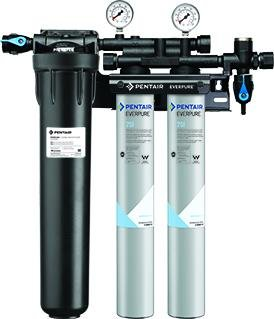 Everpure Insurice Twin PF-7SI Water Filter System EV9324-73 - Efilters.net