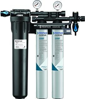 Everpure Insurice Twin PF-i2000(2) Water Filter System EV9324-22 - Efilters.net