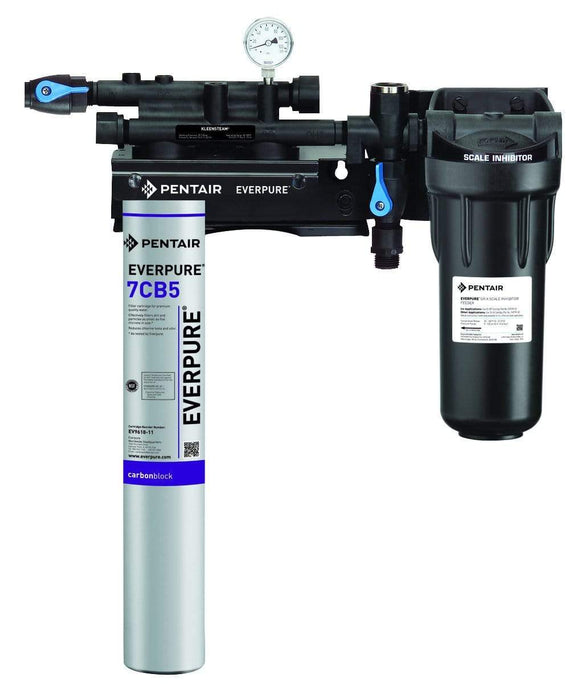 Everpure Kleensteam II Single Water Filter System EV9797-21 - Efilters.net