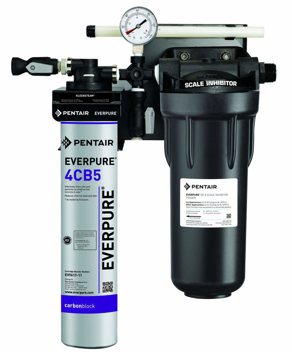 Everpure Model CT Kleensteam Water Filter System EV9797-50 - Efilters.net