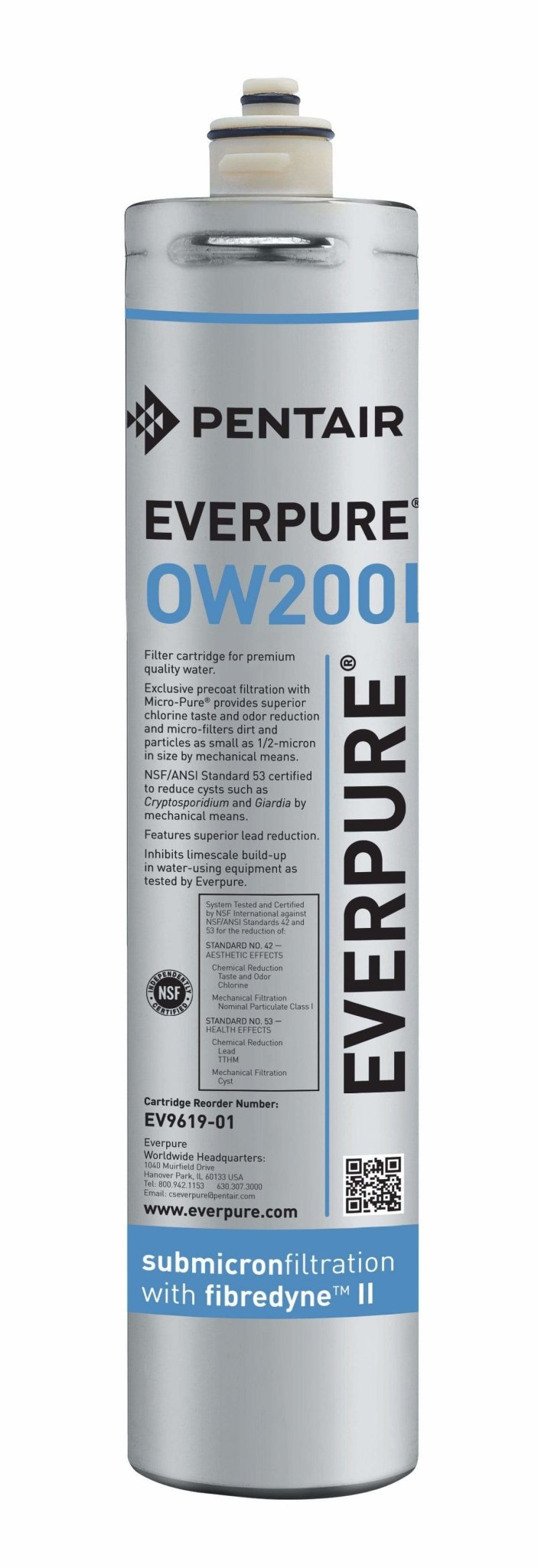 Everpure OW200L Cartridge EV9619-01 - Efilters.net