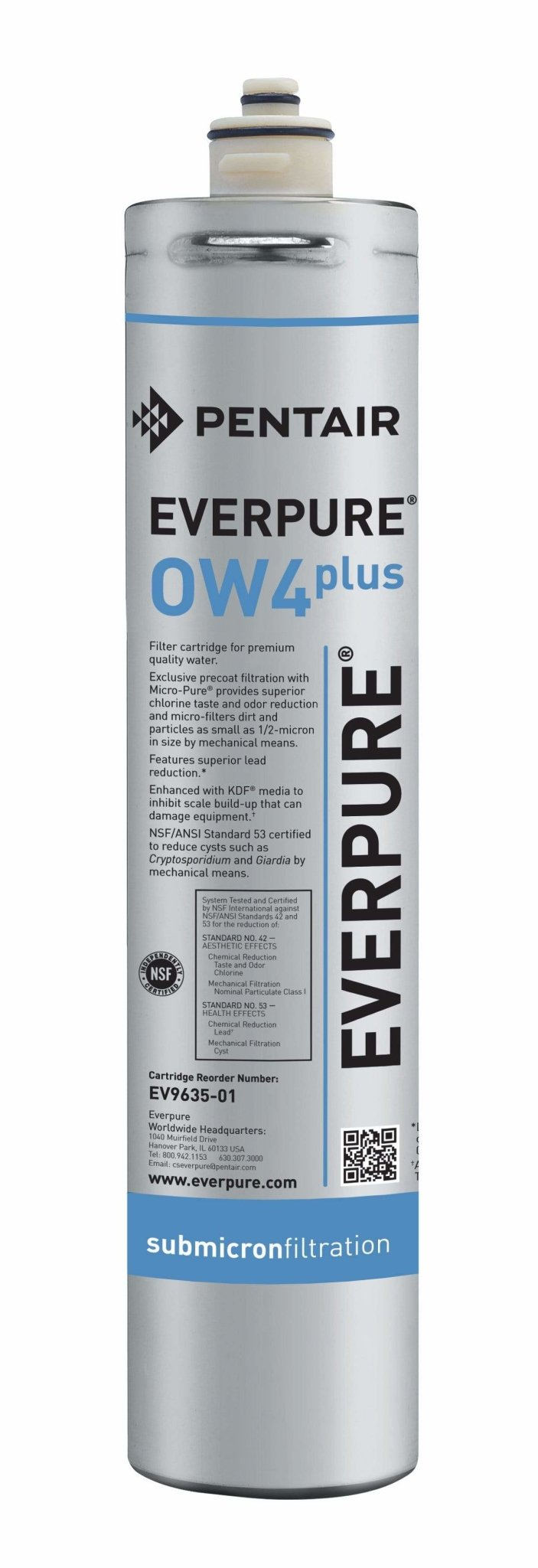 Everpure OW4 Plus Cartridge EV9635-01 - Efilters.net