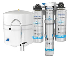 Load image into Gallery viewer, Everpure ROMIV Reverse Osmosis System EV9296-50 - Efilters.net